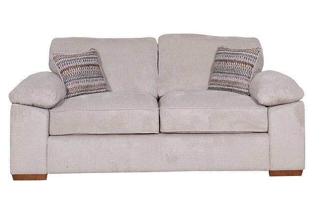 Oscar 140cm 3 Seater Sofa Bed