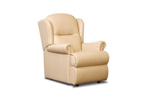 Monty Leather Standard Armchair