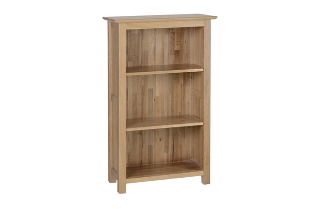 Sussex 3' Narrow Bookcase