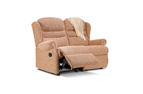 Vienna Small 2 Seater Recliner Sofa