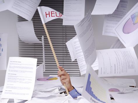 Wie wichtig ist Schreibtischordnung?