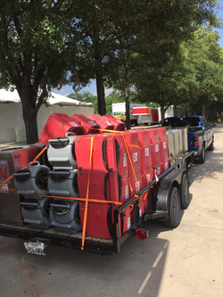 Flood Recovery Equipment