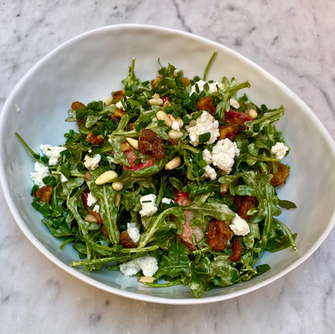 Seasonal Strawberry Salad