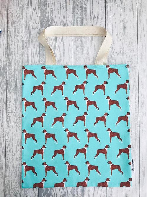 Boxer Dog Bag for Life