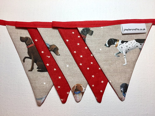 Pointer Bunting