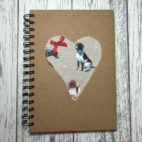 Pointer Lined Notebook