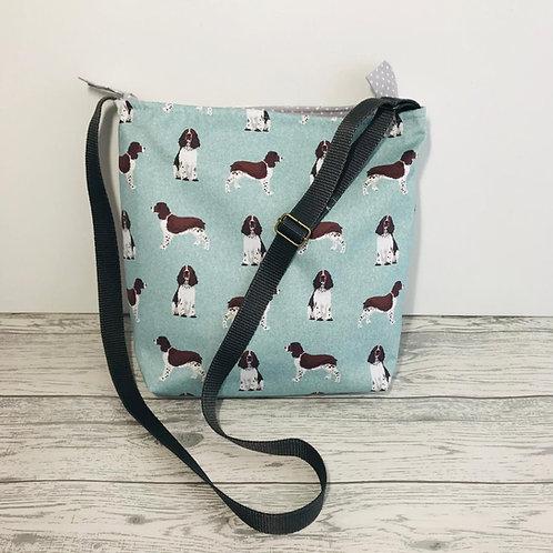 Springer Spaniel Tote Shoulder Bag