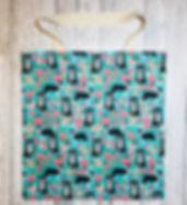 Border Collie Bag-For-Life