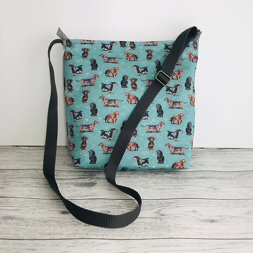 Dachshund Tote Shoulder Bag