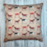 Hound Dog Cushion Cover