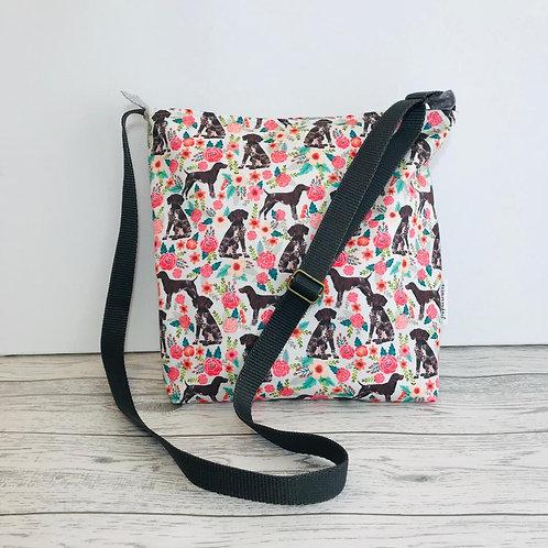 German Shorthaired Pointer Tote Shoulder Bag