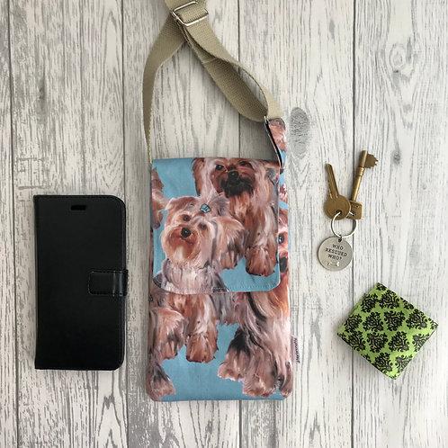 Yorkshire Terrier Dog Handy Shoulder Bag