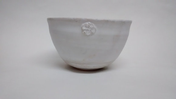 Simply white bowl