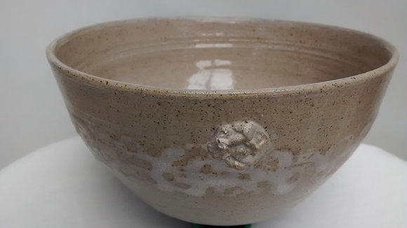 Flecked medium bowl