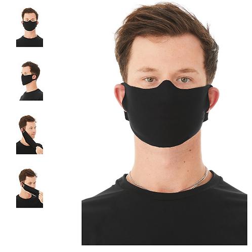 BellaCanvas Daily Face mask