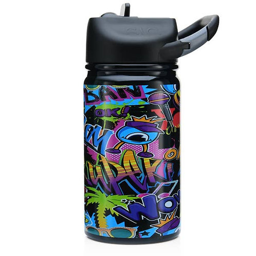 SIC  12oz lil sic stainless steel water bottle