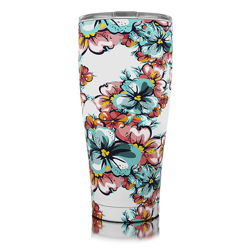 SIC 30oz limited edition hibiscus