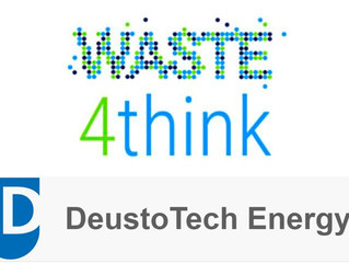 IPWCA collaborating with WASTE4THINK project from Deusto Tech Energy- DEUSTO University
