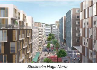 Haga Norra in Stockholm  and Förseglet in Västerås (Sweden) have choosed  Automatic waste conveying