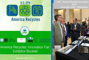 MariMatic chosen by EPA (U.S. Environmental Protection Agency) as one pf the 40 worldwide innovation