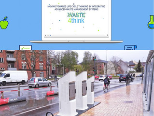 IoT – A reality in Vallastaden – WASTE4Think: The future is already here!