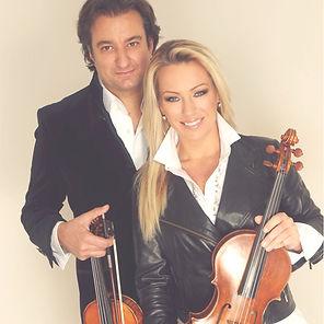 Maurizio Sciarretta & Jitka Hosprová