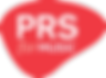 PRS-for-Music-PMS185-Logo-Transparent-Mo