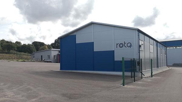 UAB Rotoplius factory building