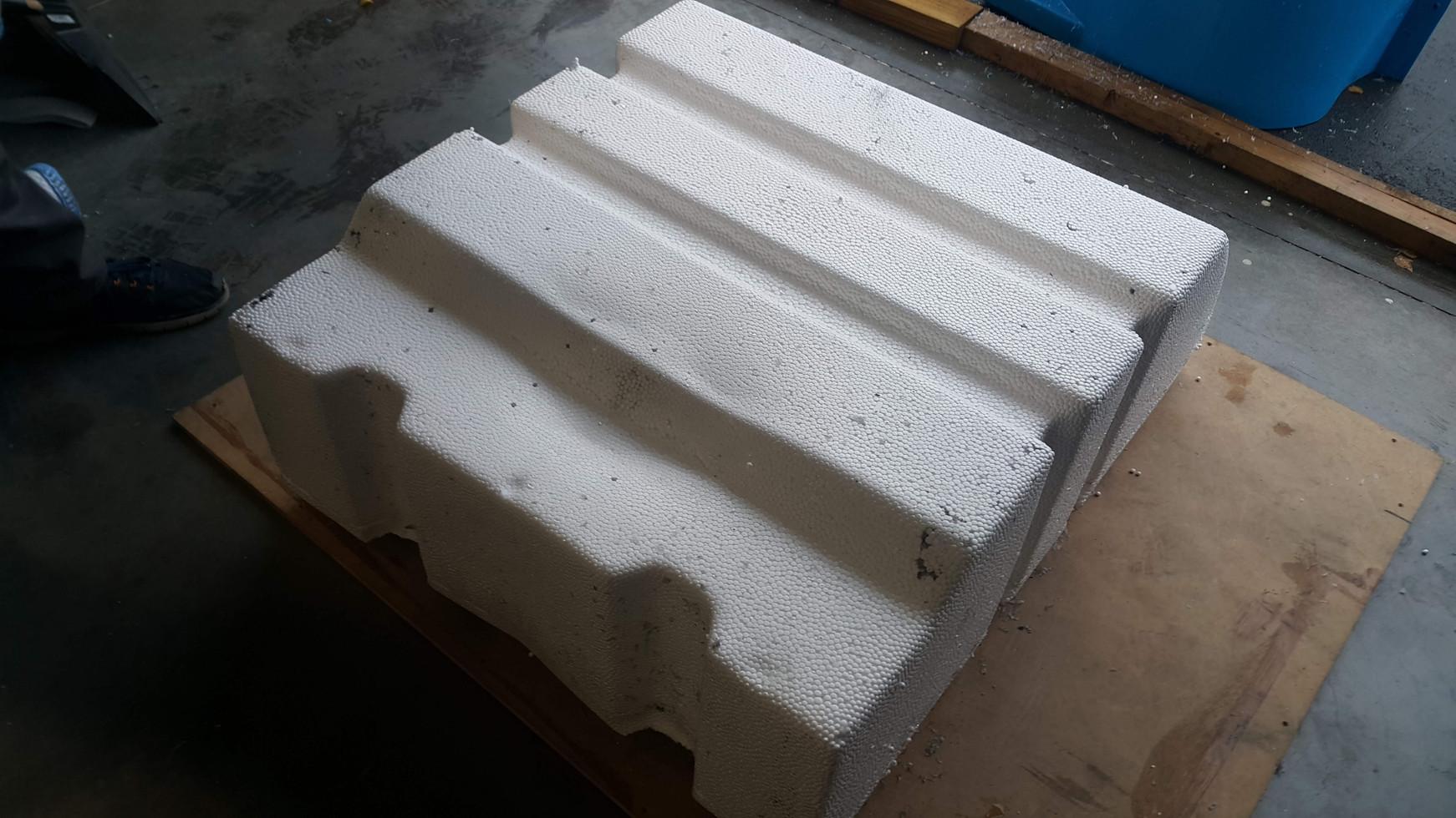 HF-MID type pontoon without PE skin