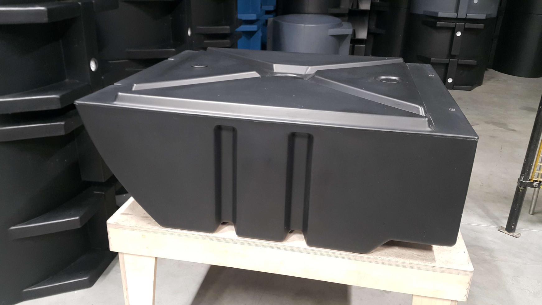 HF-MID type HF series low freeboard float