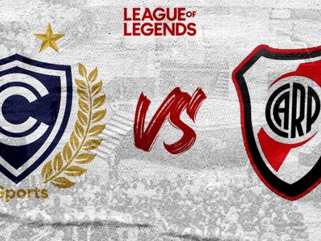 League of Legends: Cienciano y River Plate se enfrentarán este sábado