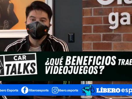 CAR Talks: ¿Qué beneficios traen los videojuegos? - VIDEO
