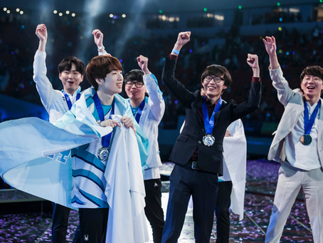 Corea del Sur vuelve a la cima de League of Legends