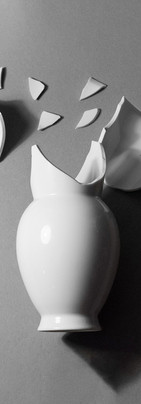 """Vase """"Suitai 1"""" すいたい I"""