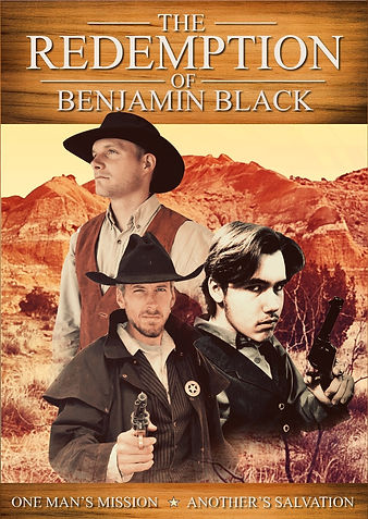 The Redemption of Benjamin Black (2014)