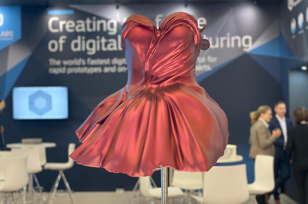 Proto Labs 3D print Formnext design