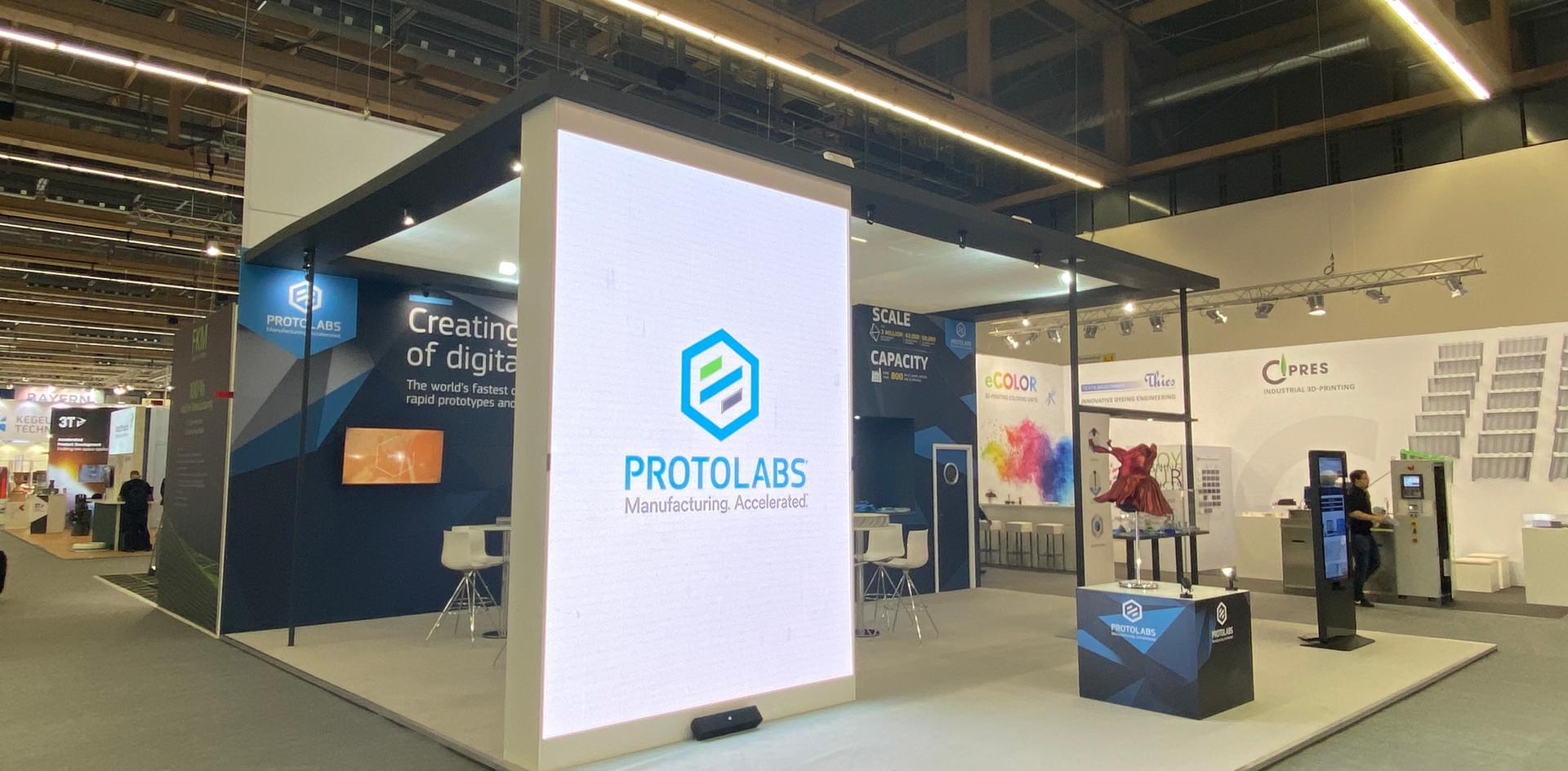 Proto Labs Formnext design