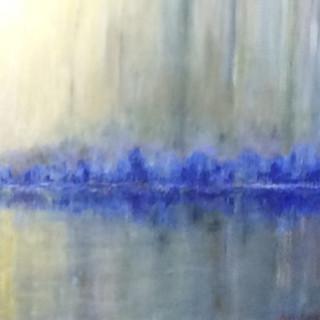 Blue Suede, detail
