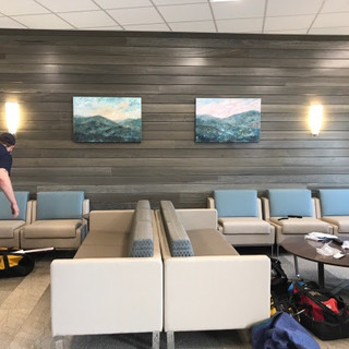 Infusion Waiting Room, TCS