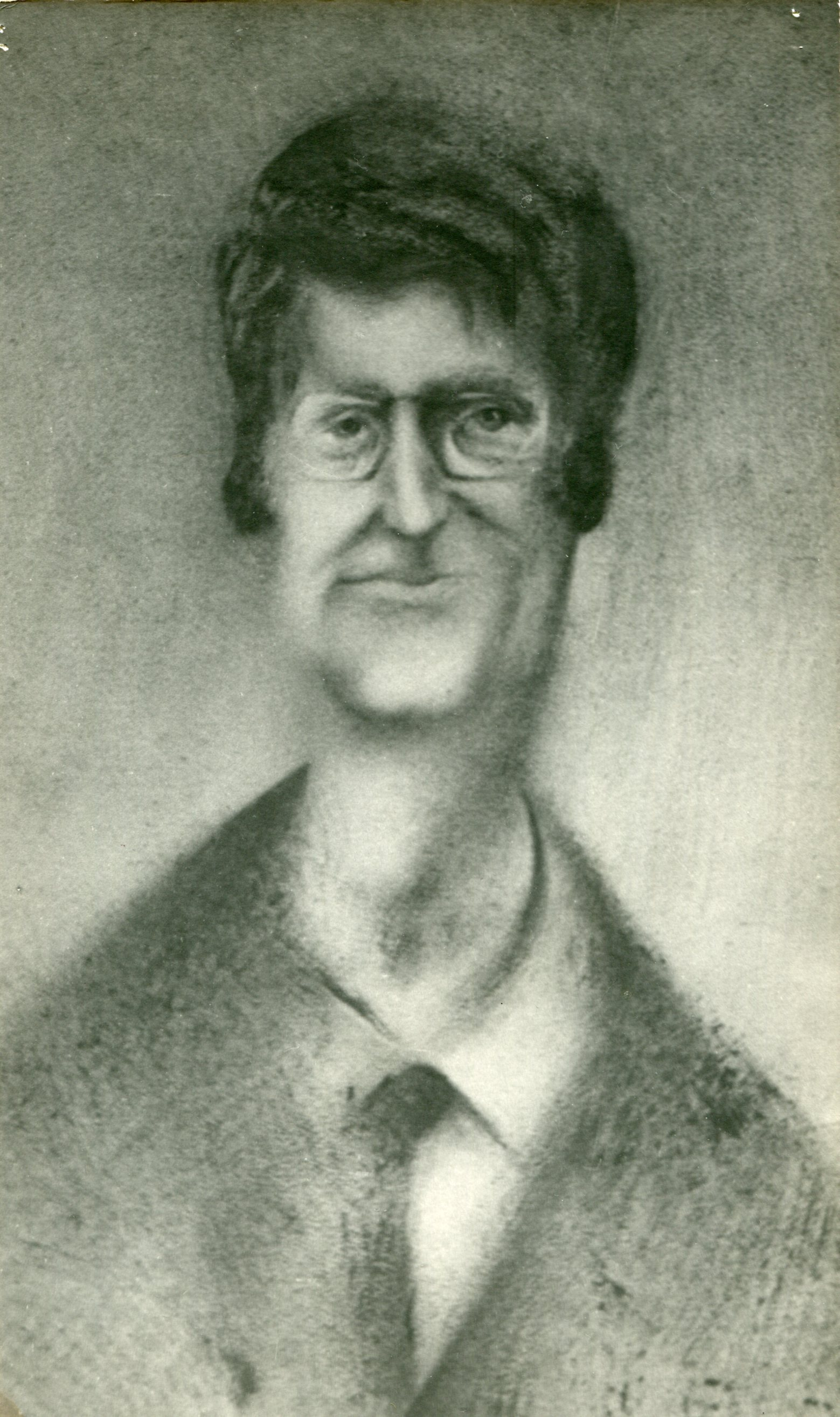 Портрет Кларка