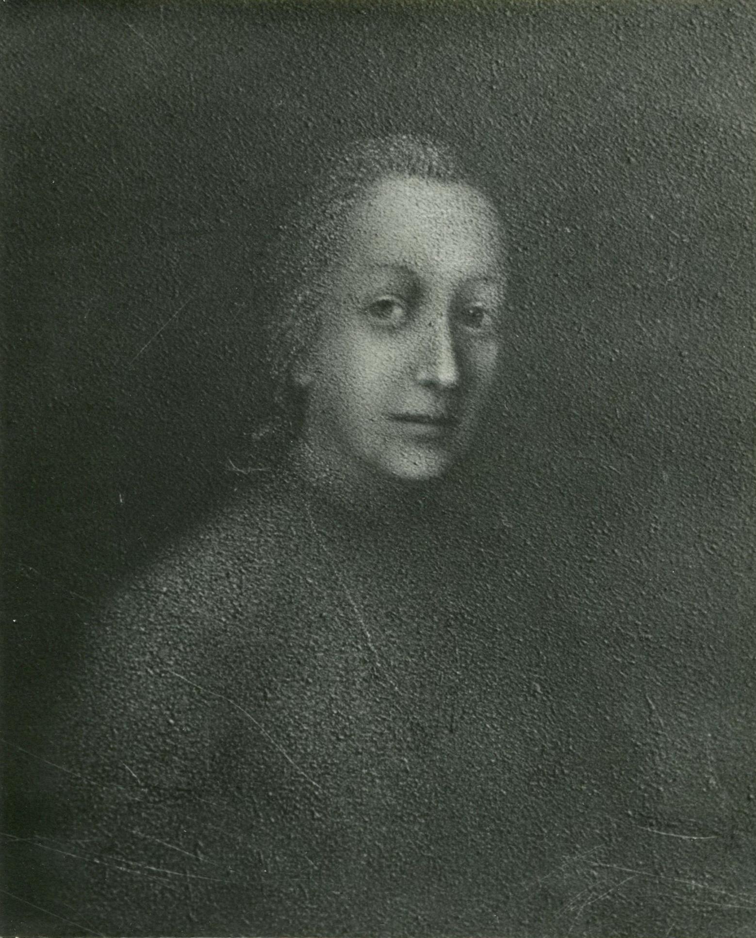 Портрет Мэри Кларк