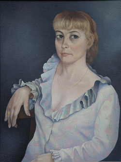 Портрет Эльзы