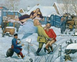 Гавриилиада по Пушкину