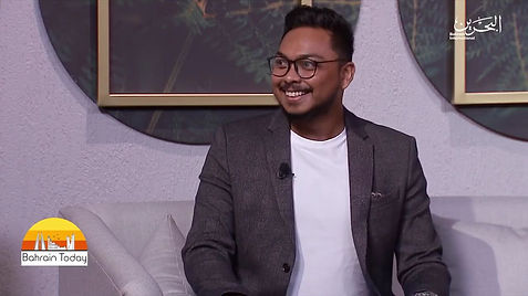 Bahrain TV Interview