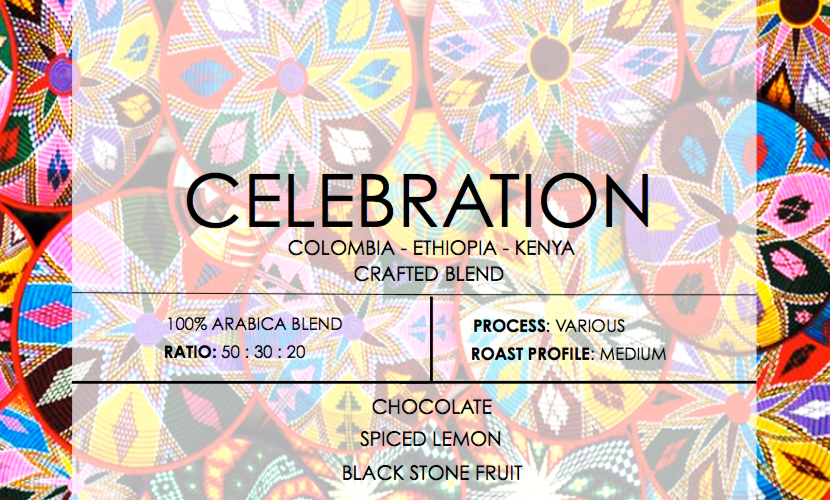 THE CELEBRATION - Crafted Blend