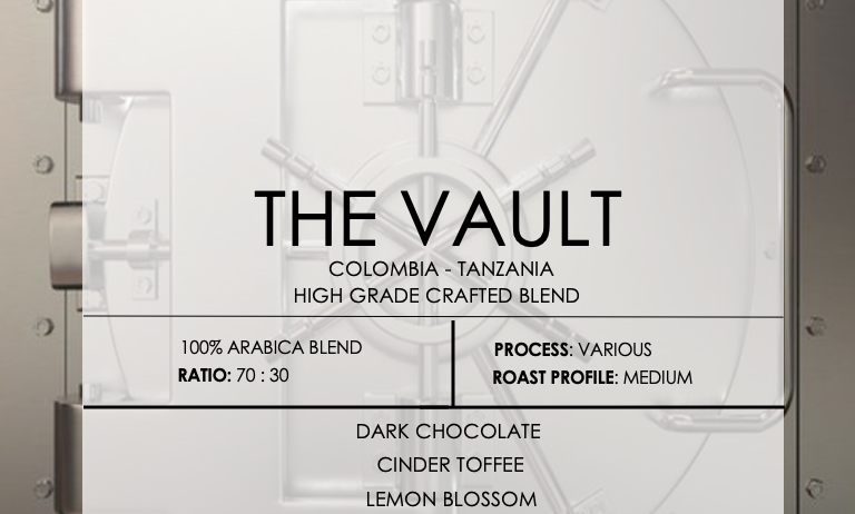 The Vault - Crafted Blend