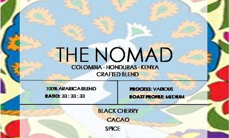 THE NOMAD - Crafted Blend