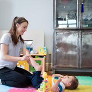 Assessing flexibility and range of movem