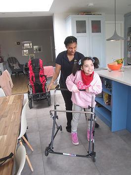 Martina having FUN in Physio.JPG