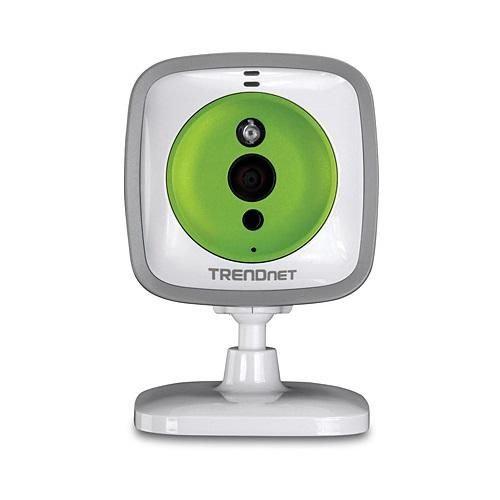 Trendnet TV-IP743SIC Wireless Baby Monitor /w Speaker